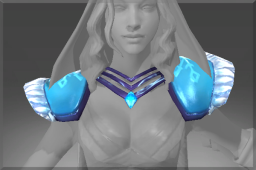 Uncommon Frostiron Sorceress Pads