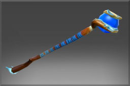 Auspicious Rare Wizardry Staff of the North