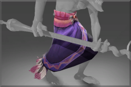 Uncommon Ritual Skirt of the Father Spirits
