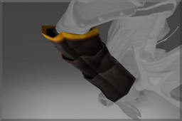 Common Gauntlets of the Fire Dragon