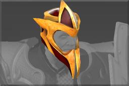 Strange Inscribed Uncommon Helmet of the Drake