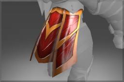 Common Crimson Wyvern Skirt