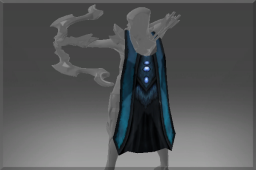 Auspicious Rare Death Shadow Cape