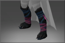 Uncommon Gaiters of the Shadowcat