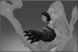 Rare Paws of the Shadowcat