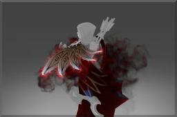 Genuine Immortal Silent Wake of the Crimson Witness