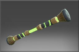 Uncommon Staff of the Demon Stone