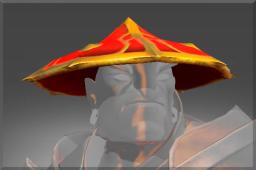 Auspicious Ember Spirit's Hat