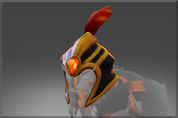 Rare Phoenix Helm of Prosperity