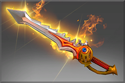 Immortal Rapier of the Burning God