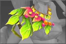 Uncommon Araceae's Tribute Necklace