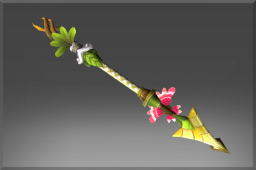 Auspicious Uncommon Araceae's Tribute Spear