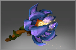 Rare Flower Staff of the Peace-Bringer