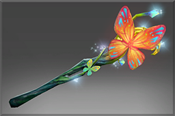 Genuine Immortal Fluttering Staff