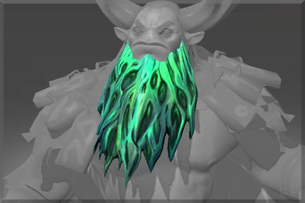 ToXiC RadiAtiOn's Wild Moss Beard of the Fungal Lord