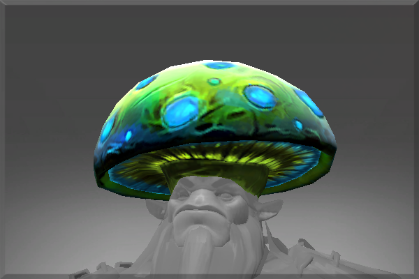 ToXiC RadiAtiOn's Inscribed Cap of the Fungal Lord