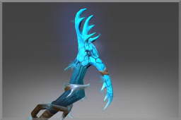 Legendary Scythe of Ice