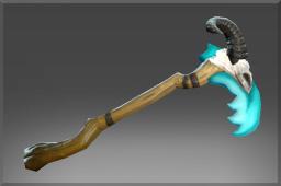 Auspicious Mythical Scythe of Vyse