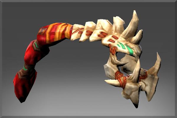 ToXiC RadiAtiOn's Sacred Bones Helmet