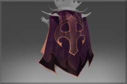 Strange Inscribed Uncommon Cape of the Dark Magic
