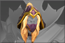 Rare Mask of the Divine Sorrow