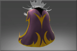 Inscribed Uncommon Cape of Arcane Artistry