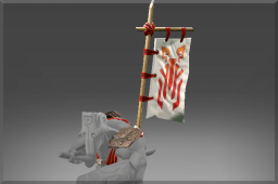 Rare Battle Banner of the Masked