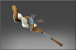 Common Spiral Staff of the First Light