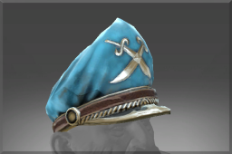 Base Common Admiral's Foraged Cap