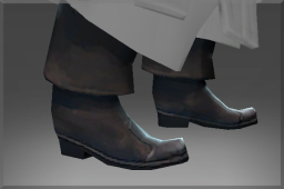 Common Black Boots of the Voyager