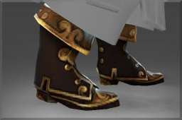 Mythical Boots of the Divine Anchor
