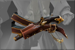 Genuine Uncommon Flintlock of the Divine Anchor