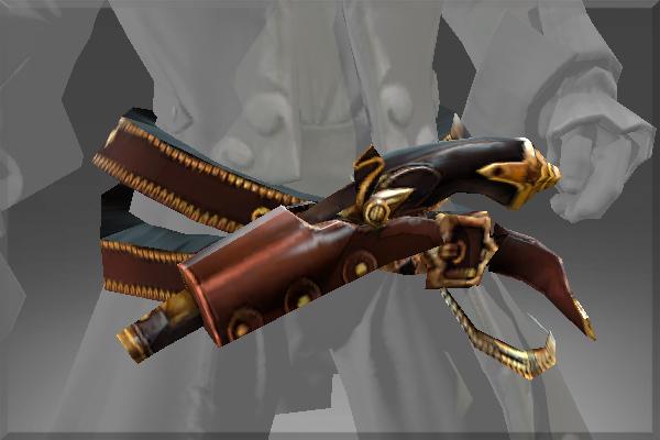 ToXiC RadiAtiOn's Flintlock of the Divine Anchor