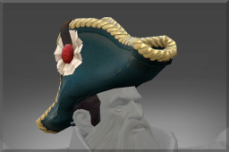Common Royal Admiral's Bicorne