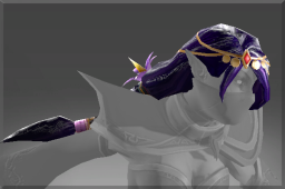 Rare Headpiece of the Deadly Nightshade