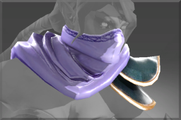 Heroic Uncommon Scarf of the Deadly Nightshade
