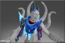 Rare Mantle of Eldritch Ice