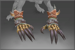 Uncommon Claws of the Ravenous Fiend