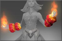 Common Gauntlets of the Dragonfire