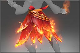 Mythical Fire Lotus Belt