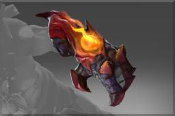 Mythical Gauntlet of the Treacherous Demon
