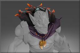 Inscribed Rare Demonic Collar
