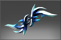 Rare Glaive of the Lucent Rider