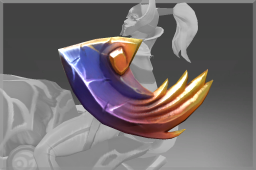 Mythical Shield of the Reef Kyte Rider