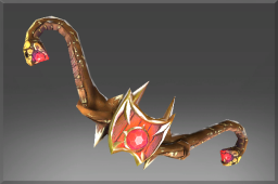 Mythical Twin Serpent Bow