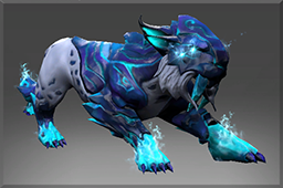 Mythical Sapphire Sabre-Lynx