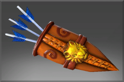 Uncommon Lion Quiver of the Moon Rider
