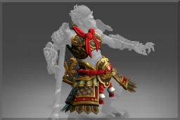 Rare Armor of the Dragon Palace