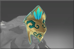 Rare Ancient Armor Helmet
