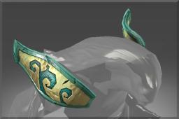 Uncommon Ancient Armor Shoulder Shields
